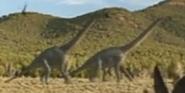 Brachiosaurus Dinosaur Age 2000 Zoo