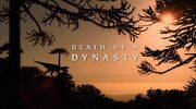 Death of a dynasty