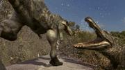 Deinosuchus attacks Matilda, PPEP06