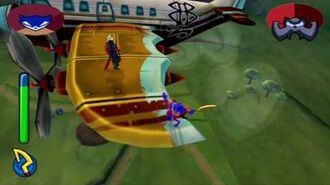 Sly 3 Master Thief Challenges - Going Out On A Wing (PS3)