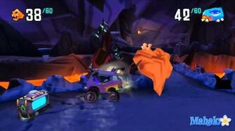 Sly Cooper and the Thievius Raccoonus Walkthrough - World 5 - Burning Rubber - Platinum