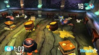 Sly Cooper and the Thievius Raccoonus Walkthrough - World 3 - Down Home Cooking - Platinum
