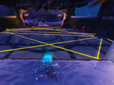 Sly Cooper and the Thieveus Raccoonus: Flaming Temple of Flame Clue Bottle Locations