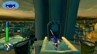 Sly 3 Master Thief Challenges - Tower Scramble (PS3)