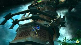 Sly Cooper and the Thievius Raccoonus Walkthrough - World 1 - A Stealthy Approach - Platinum