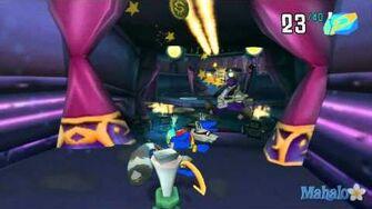 Sly Cooper and the Thievius Raccoonus Walkthrough - World 2 - Boneyard Casino - Platinum