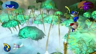 Sly 3 Master Thief Challenges - Treetop Tangle (PS3)