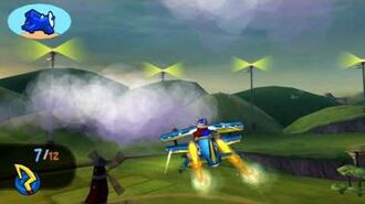 Sly 3 Master Thief Challenges - Precision Air Duel (PS3)