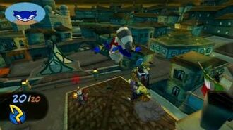 Sly 3 Master Thief Challenges - Coin Chase (PS3)