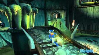 Sly Cooper and the Thievius Raccoonus Walkthrough - World 3 - A Grave Undertaking - Platinum-0