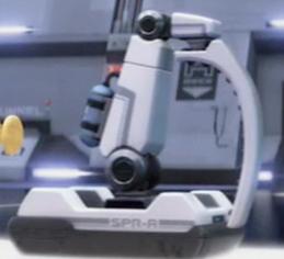 WALL-E SPR-A1