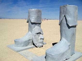 P73b art boots
