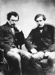 Edmond and Jules