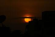 Sunset - explored -