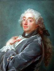 Boucher par Gustav Lundberg 1741