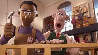 Mediashotz DFS Wallace & Gromit 30th anniversary Christmas ad 2019