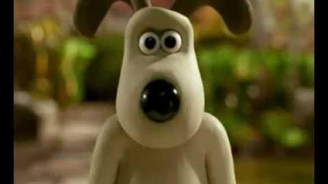 Wallace & Gromit PG Tips Ad