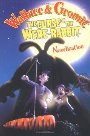 WereRabbitNovelizationBook