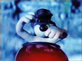Wallace & Gromit A Close Shave (1996) VHS Promo