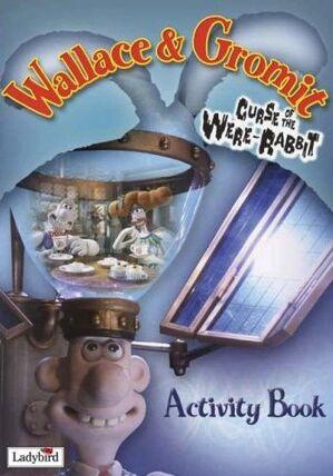 Were-Rabbit Activity Book