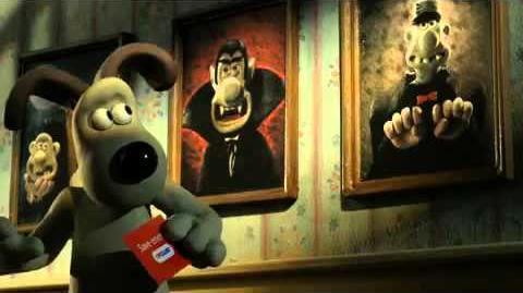Npower Wallace Gromit smartpower TV Advert-1
