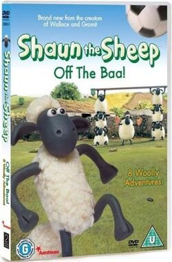 Off the Baa DVD