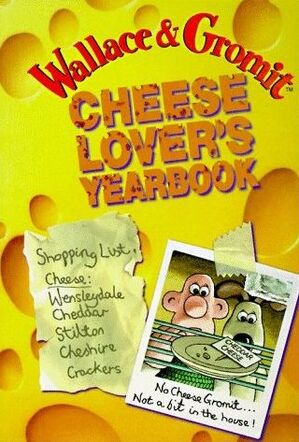 Cheese Lovers Yearbook