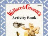 Wallace & Gromit Activity Book