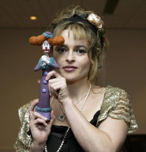 Helena Bonham Carter Wallace And Gromit Wiki Fandom