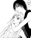 Takenaga hugging noi