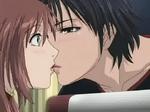 Takenaga kissing noi