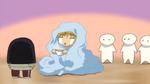 Kyohei crying on tears