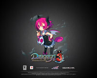 Disgaea 3 absence of justice wall 6