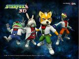 Star Fox 64 3D Wallpaper