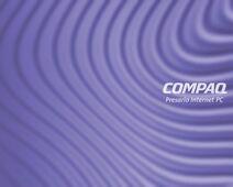 Compaq Presario Internet PC Wallpaper 2