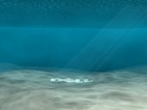 Underwater Dell Wallpaper