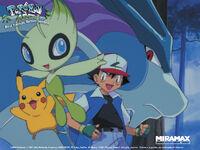 2002 pokemon 4ever wallpaper 004