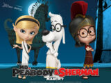 Mr. Peabody & Sherman Wallpaper (2)