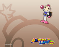 Bomberman land touch wallpaper 4