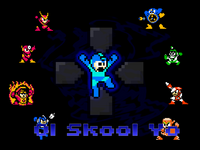 Megaman II Homage by chrono404