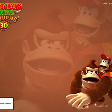 Donkey Kong Country Returns 3d Wallpaper 2 Wallpapers