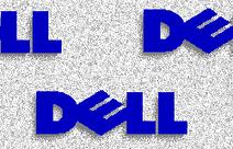 Dell Tile Wallpaper