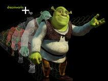 HP Shrek Wallpaper