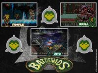 Super battletoads wallpaper by ryuskrew-d300kzi