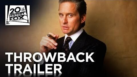 Wall Street TBT Trailer 20th Century FOX