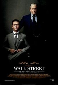 Wall Street- Money Never Sleeps film