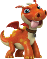 Norville the Dragon from Wallykazam!.png