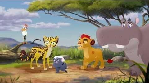 New Series! The Lion Guard Disney Junior