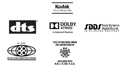 Tangled Logo credits