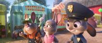 Stu asks bonnie about cops in zpd